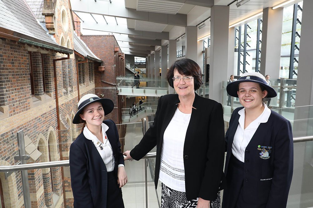 Welcome from the Principal - St Vincent's College