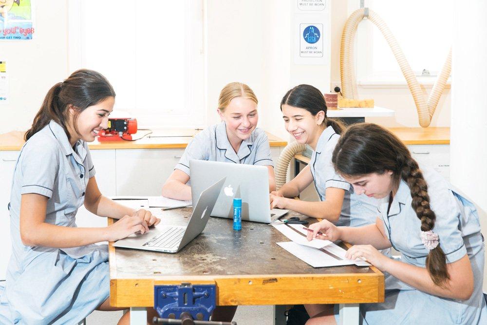 Parent Portal - St Vincent's College